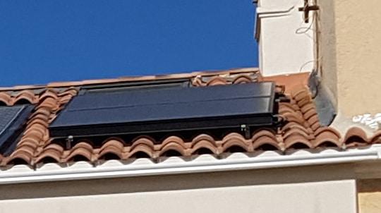 Chauffe-eau solaire CESI